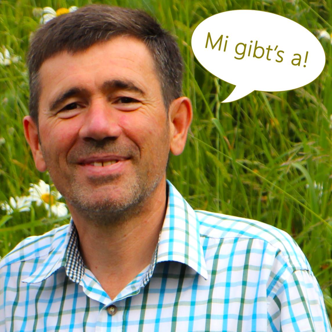 Georg Dygruber aus Eben • Lebenswerte Gemeinde