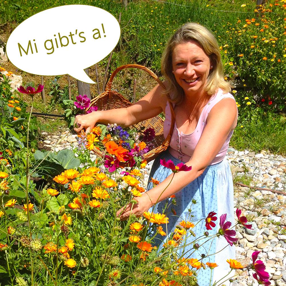 Judith Müller aus Radstadt • Kräuterpädagogin