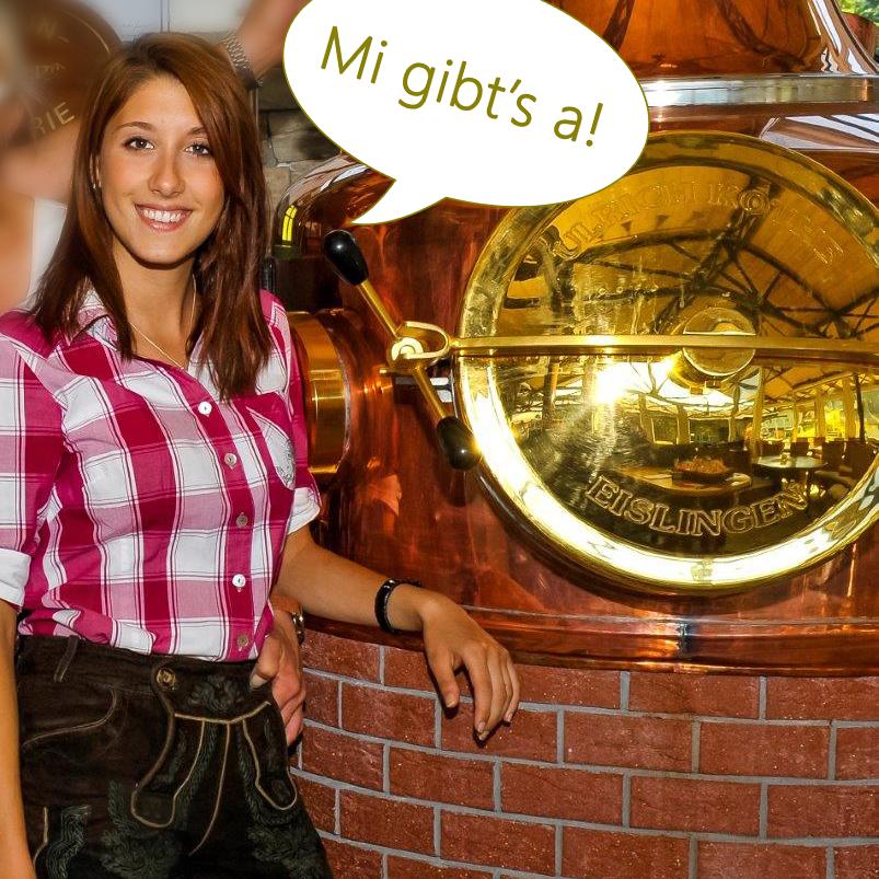 Theresa Warter aus Radstadt • Dachstein-Destillerie / Mandlberggut