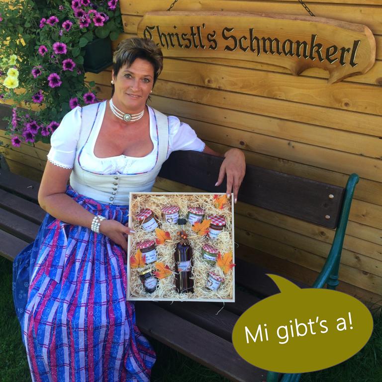 """Christine Listberger aus Radstadt • """"Christls Schmankerl"""""""