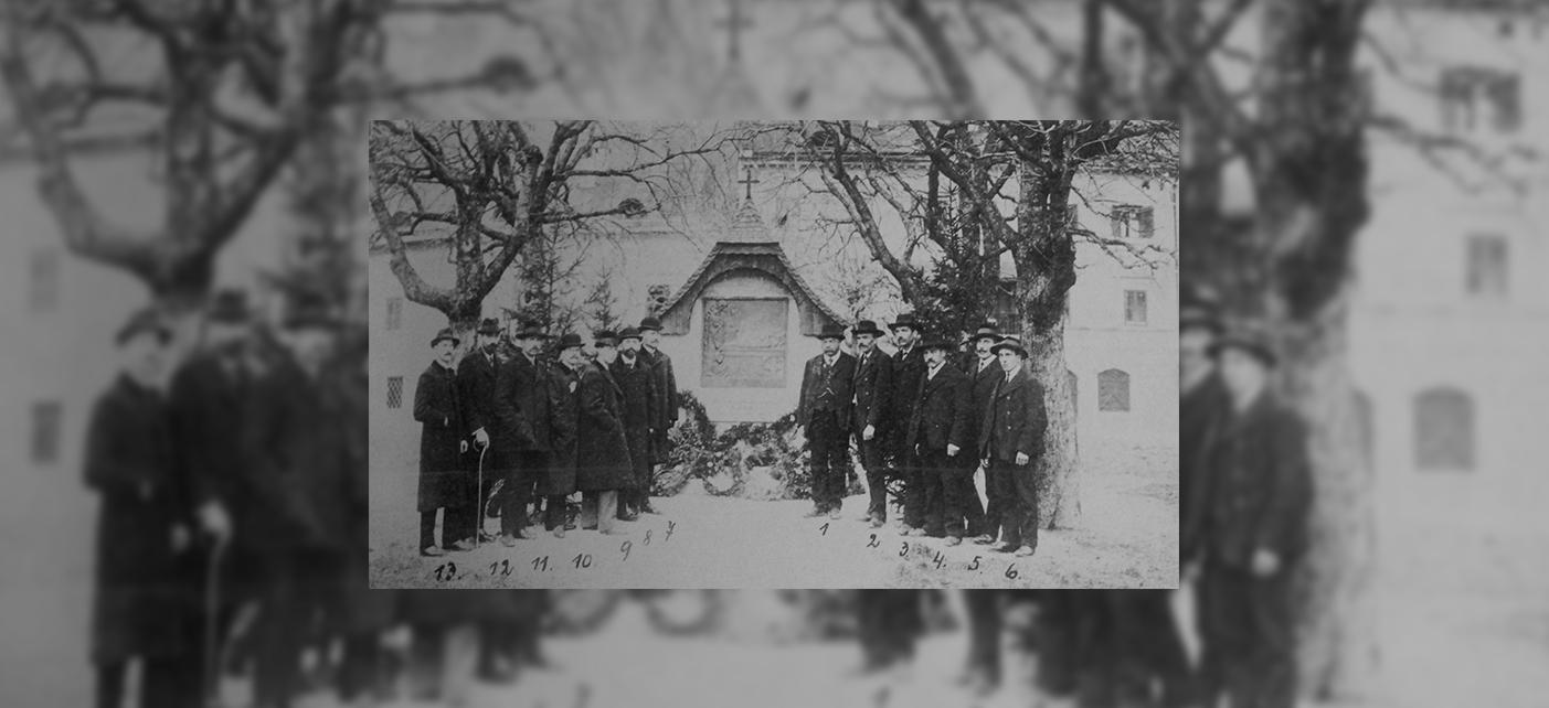 Gründung der Heimkehrer- und Unterstützungskameradschaft Stadt und Land Radstadt