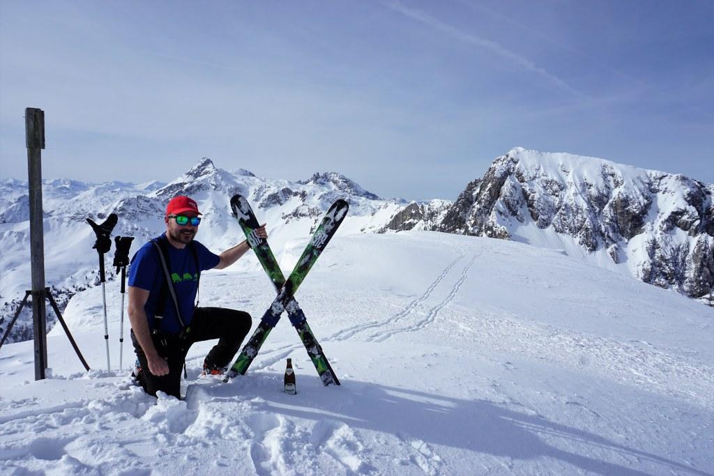 Skitour auf den Taferlnock Flachauwinkl
