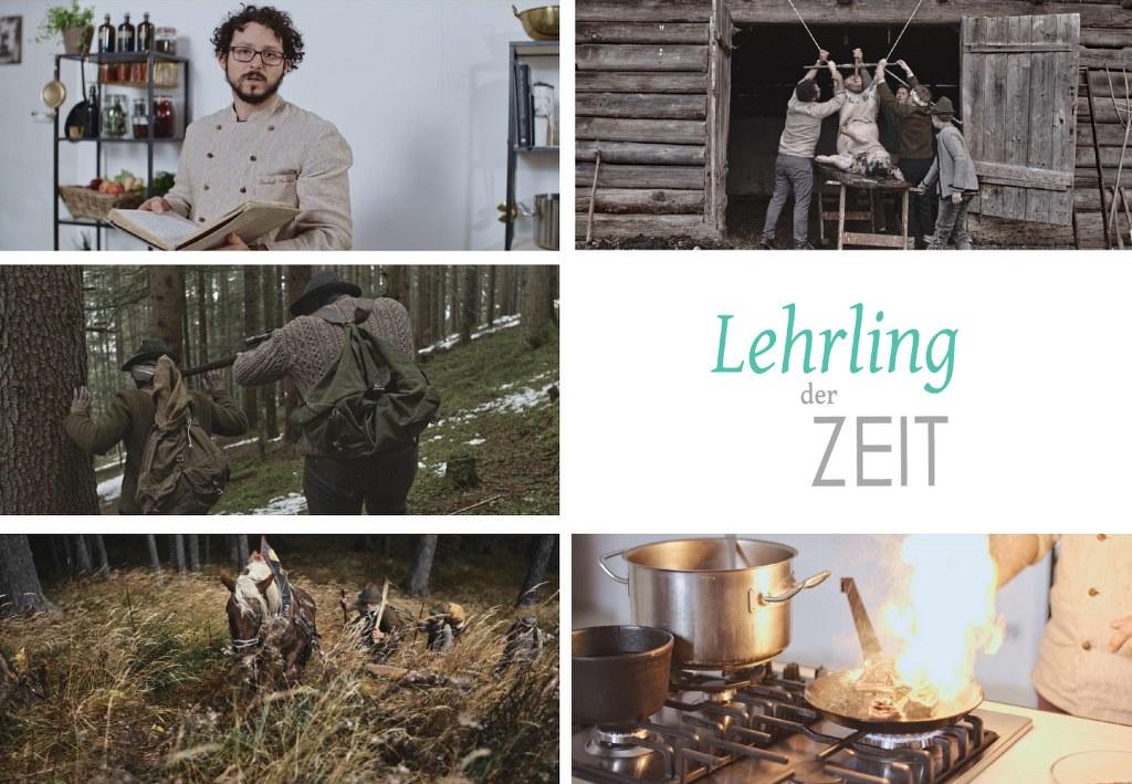 """""""Lehrling der Zeit"""" – Eine Ennspongauer Dokufiction"""
