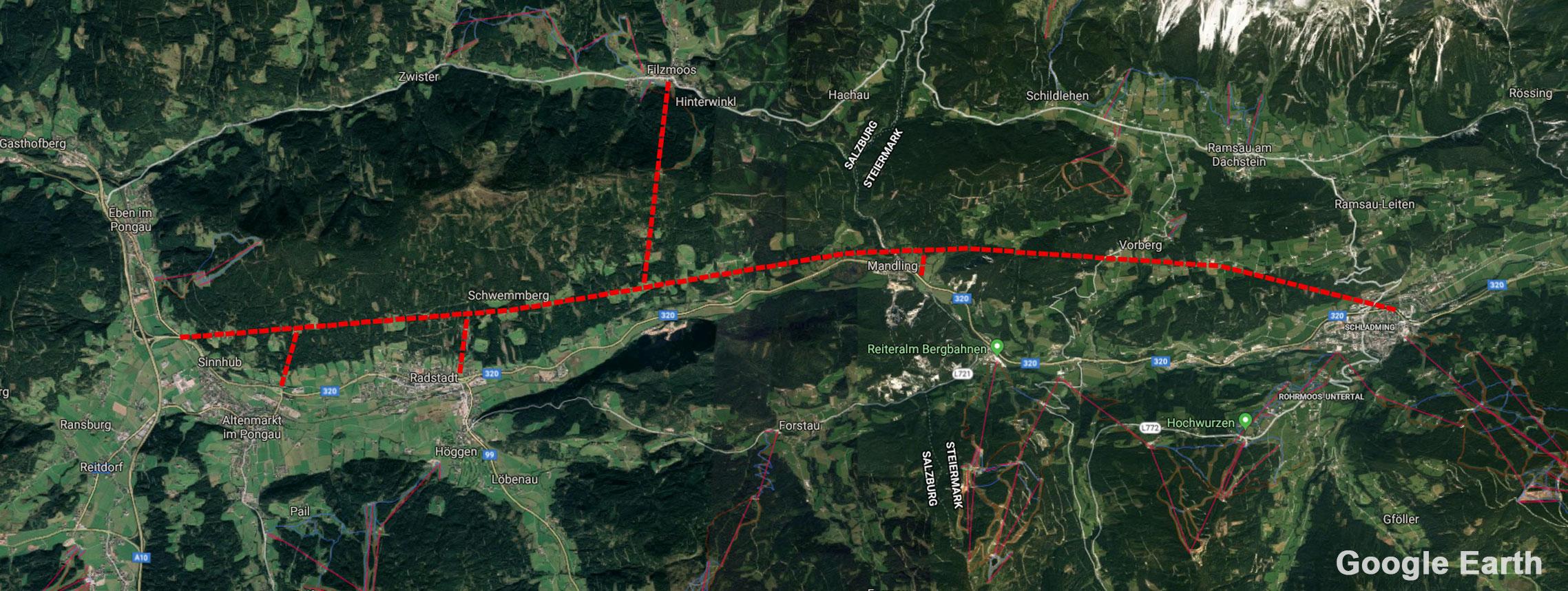 EU-Prestige-Projekt im Ennspongau: Mega-Tunnel im Schwemmberg soll Verkehrslärm und CO2-Ausstoß verringern