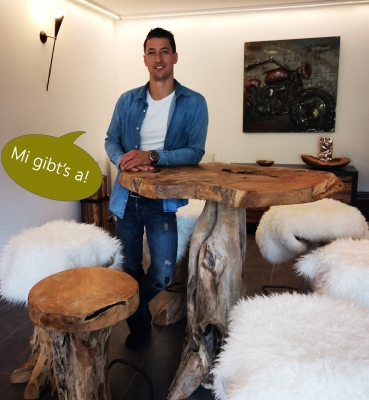 Florian Ortner aus Forstau • Elementry Wood & Stone