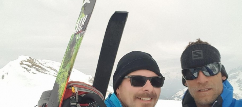 Skitour Rote Rinne – Rötelstein, 2.247m