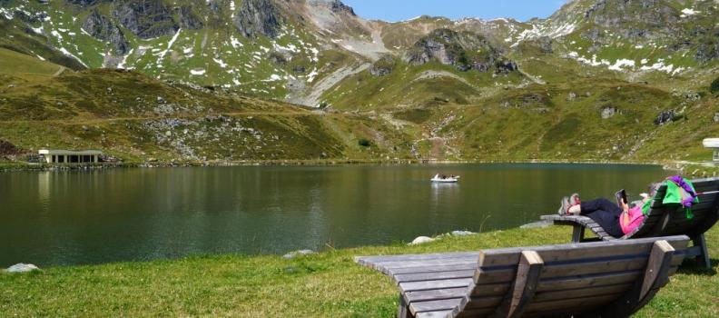 Wandertipp Obertauern Grünwaldsee – Hochalm – Seekarspitz