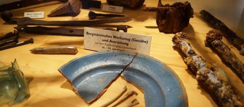 Museum Hüttau mit Bergbaumuseum