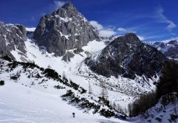 Skitour auf den Sulzenhals, 1.990 m