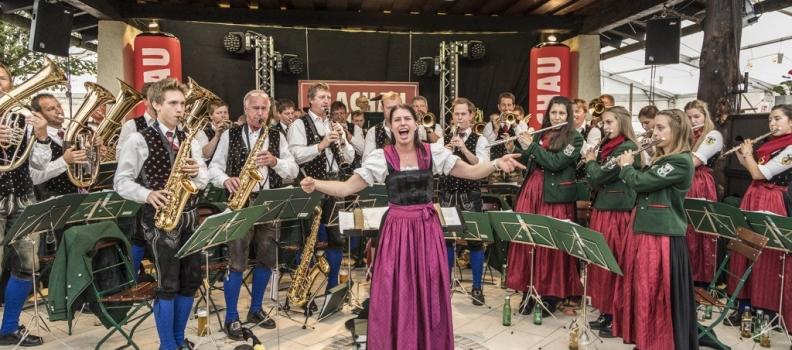 Erntedankfest und Bauernmarkt Flachau