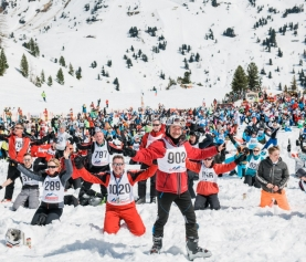 Gamsleiten-Kriterium 2018 in Obertauern