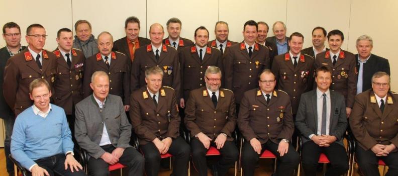 Neuer Abschnittsfeuerwehr-Kommandant im Bezirk Ennspongau