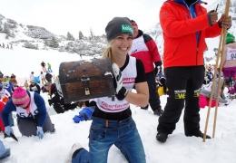 Gamsleiten Kriterium 2017 – Österreichs größte Schatzsuche im Schnee