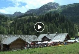 Almfest auf der Gnadenalm Obertauern 2017 (VIDEO)