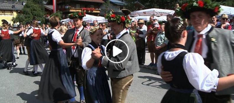 Bauernherbsteröffnung in Kleinarl (VIDEO)