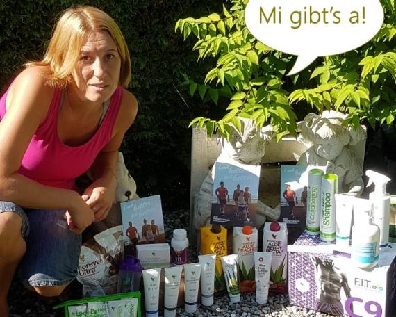Bettina Niedermayr aus Radstadt • Selbständige Vertriebspartnerin