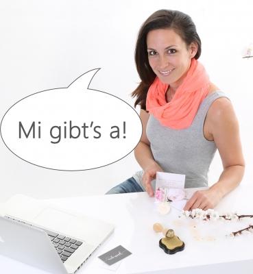 Brigitte Lackner aus Altenmarkt • ambersand Grafik & Design