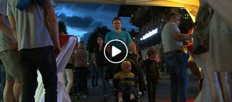 Himmlischer Einkaufsabend mit Schmankerlmeile in Altenmarkt (VIDEO)
