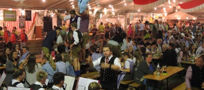 Forstauer Weinfest 2017