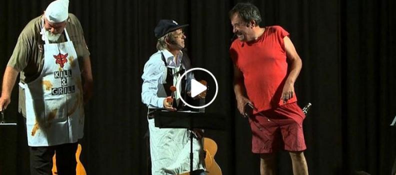 """Kabarett """"Helden wie wir"""" in Altenmarkt (VIDEO)"""