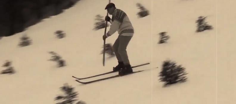 Nostalgieski in Wagrain 2018 (VIDEO)