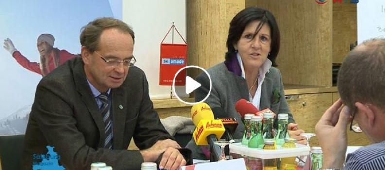 Pressekonferenz Ski Amade 2015 (VIDEO)