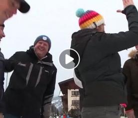 Eisschützen Vereineturnier in Altenmarkt