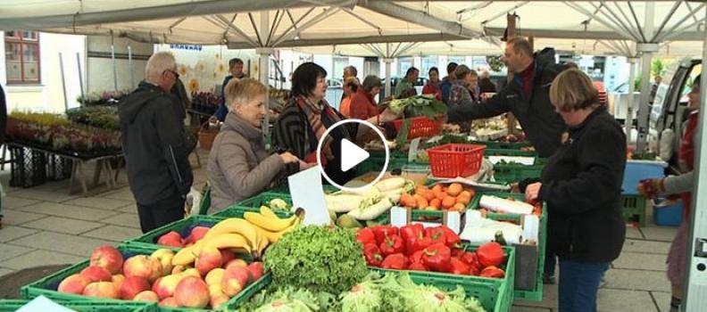 25 Jahre Wochenmarkt u. 30 Jahre Lebenshilfe Radstadt 2017 (VIDEO)